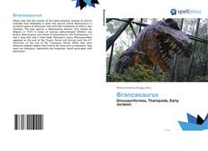 Buchcover von Brancasaurus