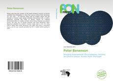 Bookcover of Peter Benenson