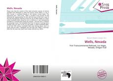 Capa do livro de Wells, Nevada