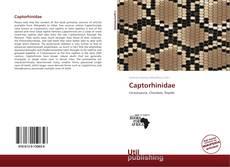 Обложка Captorhinidae