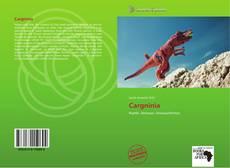 Capa do livro de Cargninia