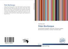 Copertina di Peter Bevilacqua