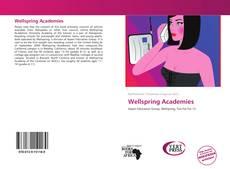 Capa do livro de Wellspring Academies