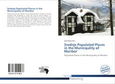 Bookcover of Srednje Populated Places in the Municipality of Maribor