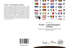 Bookcover of Serbia – United Kingdom relations