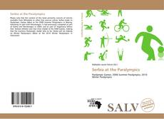Serbia at the Paralympics kitap kapağı