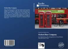 Couverture de Oxford Bus Company