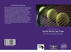 Serbia Davis Cup Team kitap kapağı