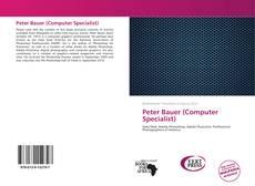Couverture de Peter Bauer (Computer Specialist)