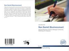 Ron Daniel (Businessman) kitap kapağı