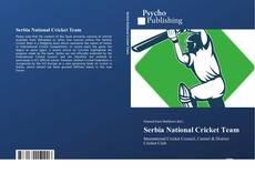 Serbia National Cricket Team kitap kapağı