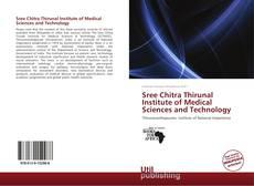 Portada del libro de Sree Chitra Thirunal Institute of Medical Sciences and Technology
