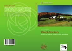 Capa do livro de Oxford, New York