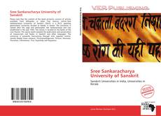 Sree Sankaracharya University of Sanskrit的封面