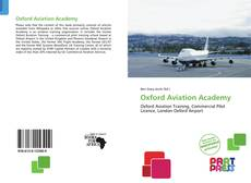 Bookcover of Oxford Aviation Academy