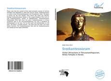 Bookcover of Sreekanteswaram