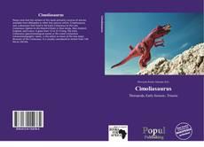 Capa do livro de Cimoliasaurus