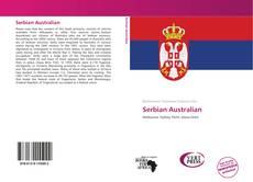 Bookcover of Serbian Australian