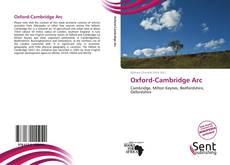 Buchcover von Oxford-Cambridge Arc