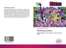Bookcover of Tembang Sunda