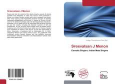 Bookcover of Sreevalsan J Menon