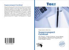 Borítókép a  Supercompact Cardinal - hoz