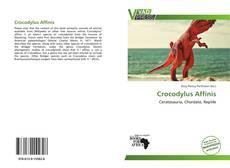 Couverture de Crocodylus Affinis