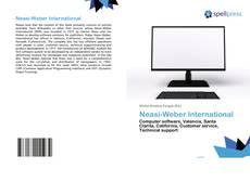Buchcover von Neasi-Weber International