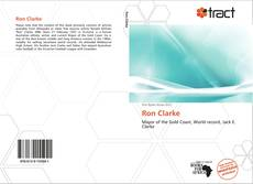 Couverture de Ron Clarke
