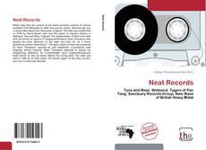 Capa do livro de Neat Records