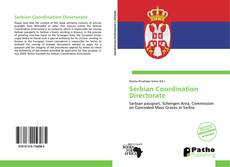 Bookcover of Serbian Coordination Directorate
