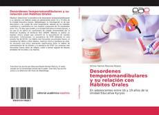 Borítókép a  Desordenes temporomandibulares y su relación con Hábitos Orales - hoz