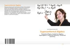 Bookcover of Superconformal Algebra