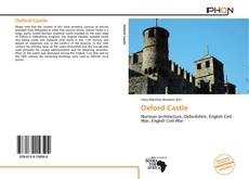 Capa do livro de Oxford Castle