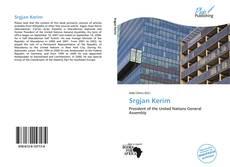 Srgjan Kerim的封面