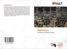 Diplosaurus kitap kapağı