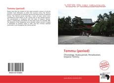 Bookcover of Temmu (period)