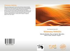 Bookcover of Visionary Vehicles