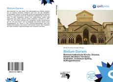 Portada del libro de Bistum Darwin