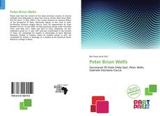 Bookcover of Peter Brian Wells