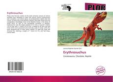 Erythrosuchus kitap kapağı
