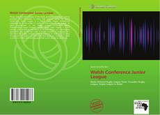 Bookcover of Welsh Conference Junior League