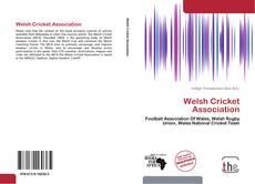 Capa do livro de Welsh Cricket Association