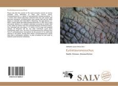 Couverture de Eutretauranosuchus