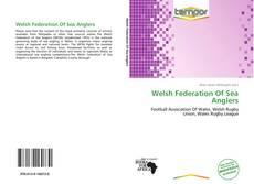 Portada del libro de Welsh Federation Of Sea Anglers