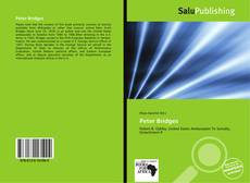 Bookcover of Peter Bridges