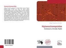 Hylaeochampsidae kitap kapağı