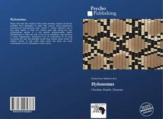 Обложка Hylonomus