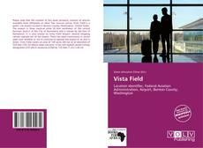 Bookcover of Vista Field