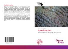 Copertina di Isalorhynchus
